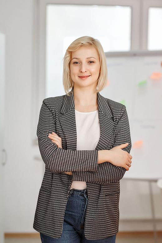 Iryna Kielbasa Revas