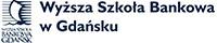 Logo Wyższej Szkoły Bankowej wGdańsku