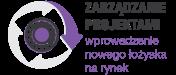 zarządzanie projektami nowy produkt logo gry ekonomicznej