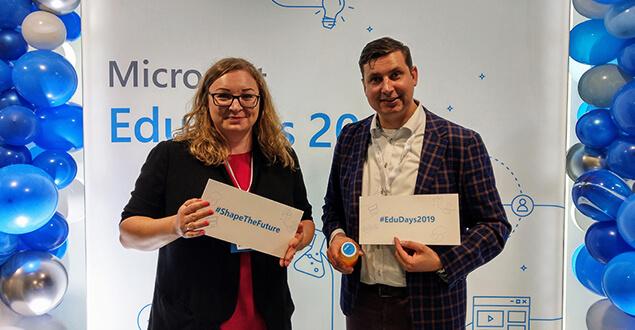 Szkoła przyszłości Microsoft Revas
