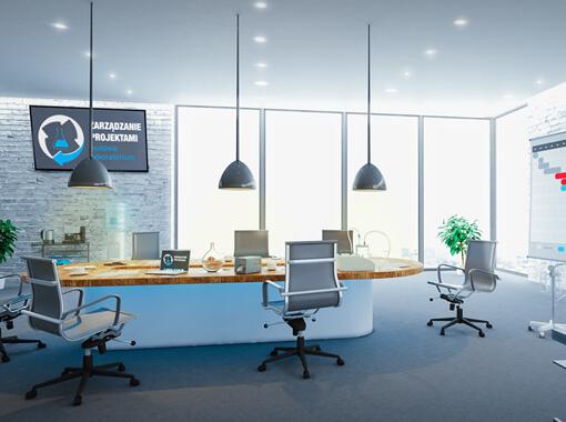 Zarządzanie projektami - budowa laboratorium