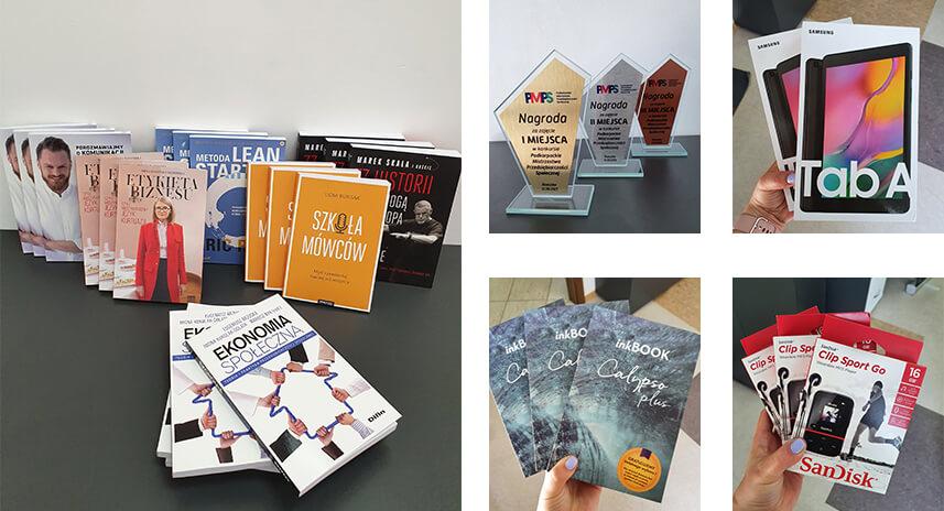 Podkarpackie Mistrzostwa Przedsiębiorczości Społecznej - nagrody